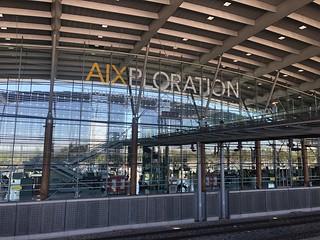 Estación de trenes de Aix-en-Provence