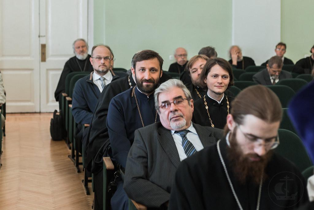 27 Июня 2019, Ученый совет Академии и общее собрание преподавателей / 27 June 2019, Faculty meeting SPbTA