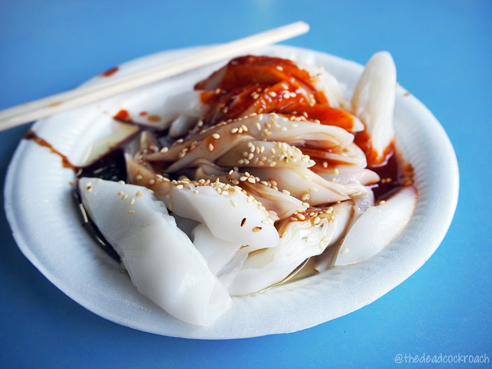chee cheong fun, chinatown complex, duo ji, food, food review, review, singapore, smith street, 多記馳名豬腸粉, 猪肠粉, 豬腸粉,braised duck, chinatown complex, food, food review, jin ji teowchew braised duck &  kway chap, kway chap, review, singapore, smith street, 卤鸭, 金记潮州卤鸭,