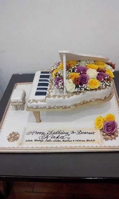 Cake by Zaldy Brioso Jularbal of Bake Culture Brunei