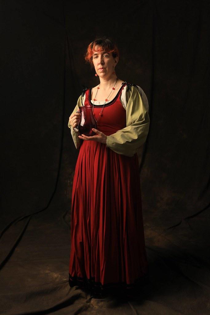 Costume Renaissance femme