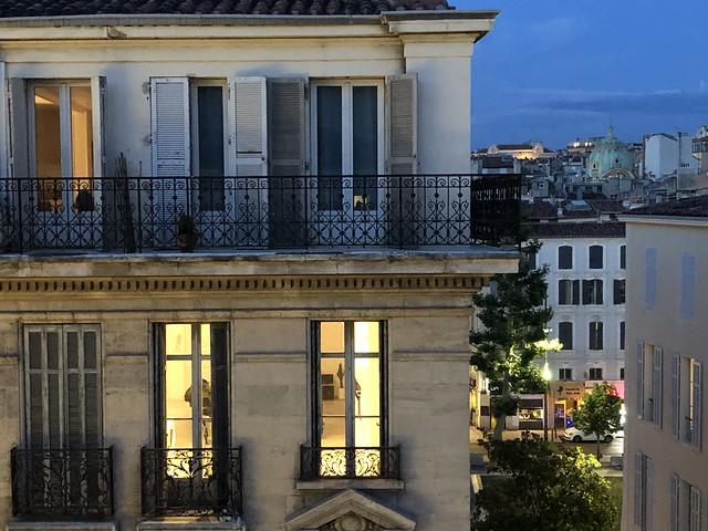 Edificio de Marsella (Francia)