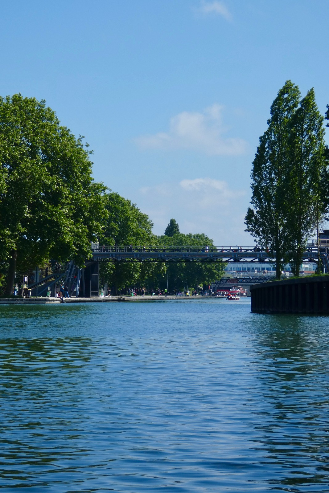 Marin d'eau Douce, Paris