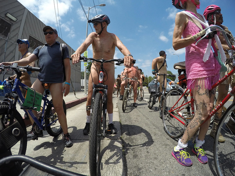 LA World Naked Bike Ride 2019 (141116)
