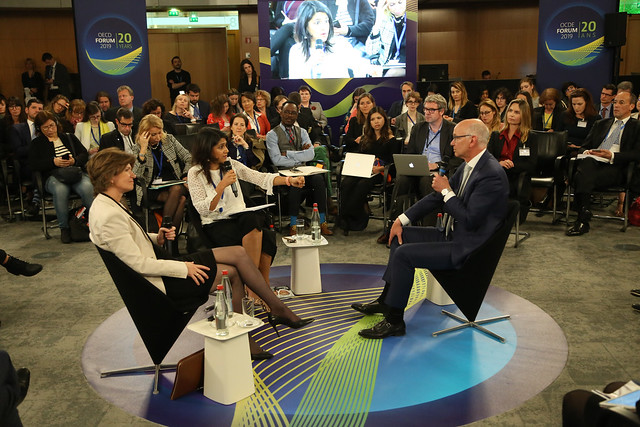 2019 OECD Forum: CEO Activism and New Forms of Leadership