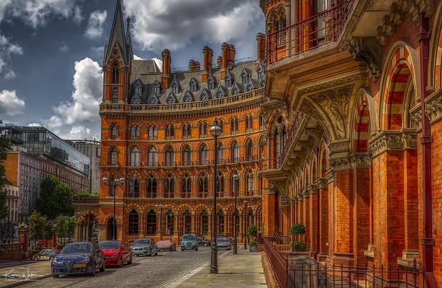 St. Pancras Renaissance Hotel