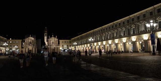 DSC_2537_5382. Torino - Piazza San Carlo  by night.