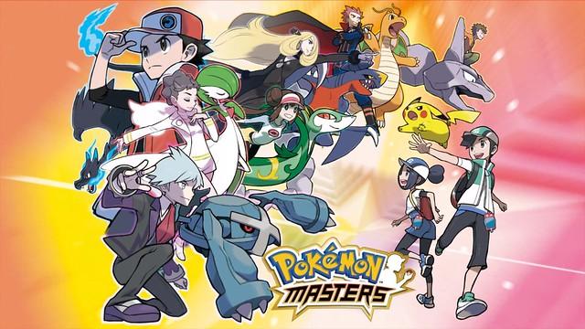 全新手機遊戲《Pokémon Masters》最新情報公開,預計 2019 年夏季登場!