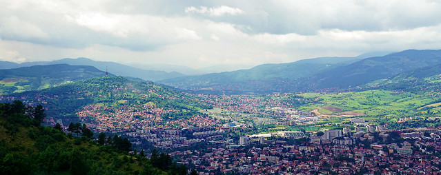 Sarajevo_Olympic valley after 35 years...
