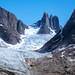 Glacier at Tasermiut Fjord
