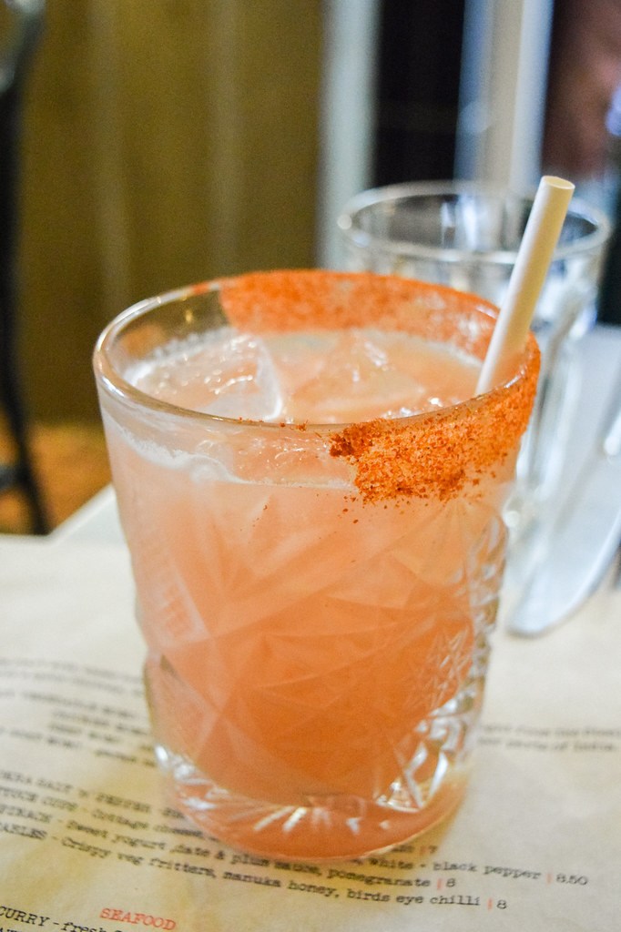 Guava Cooler at Fatt Pundit, Soho