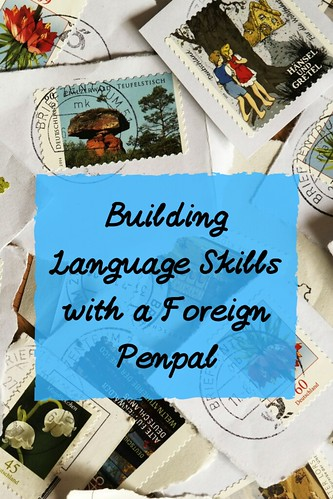Building Language Skills with a Foreign Penpal