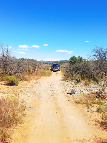 4WD roading in Sedona | by muora