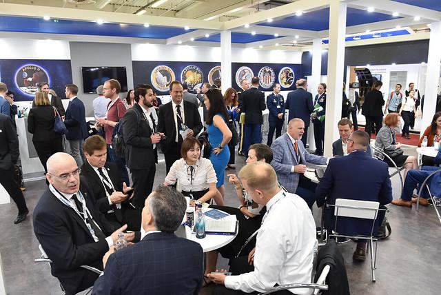USA Partnership Pavilion Opening Ceremony