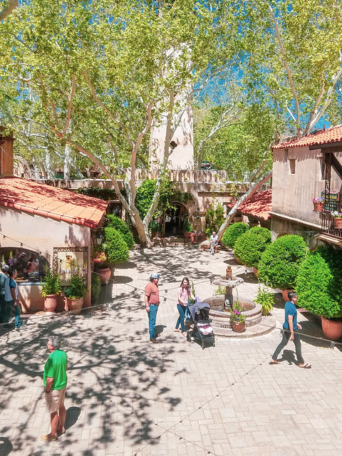 Tlaquepaque Arts and Crafts Village