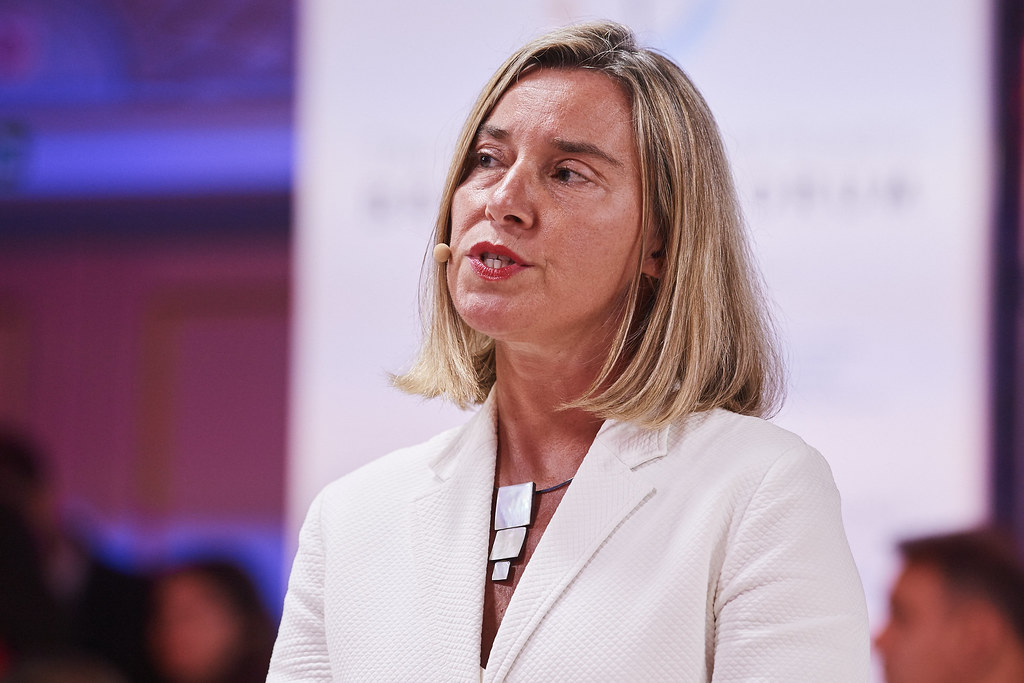 Brussels Forum 2019: A Conversation with The Hon. Federica Mogherini