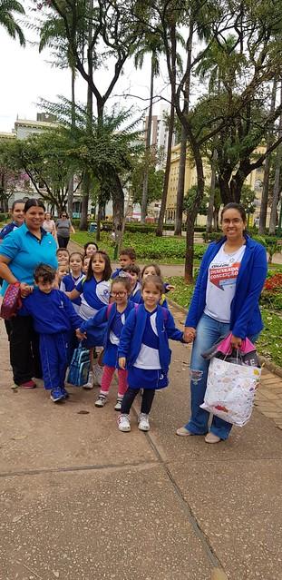 Dia D - Piquenique Saudável na Praça
