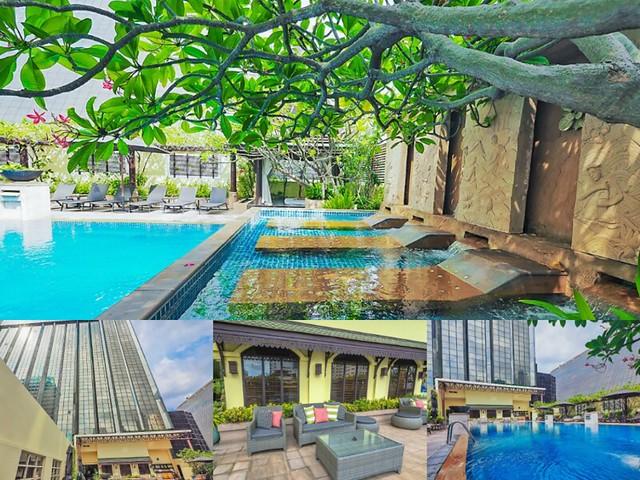 泰國 曼谷 BTS 飯店 The Sukosol Hotel 曼谷 蘇閣索飯店 餐廳25