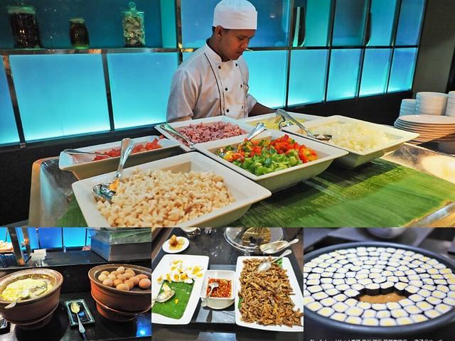 泰國 曼谷 BTS 飯店 The Sukosol Hotel 曼谷 蘇閣索飯店 餐廳7