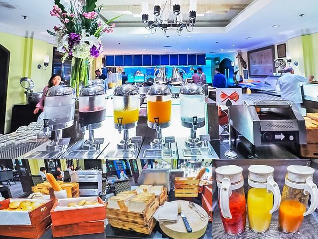 泰國 曼谷 BTS 飯店 The Sukosol Hotel 曼谷 蘇閣索飯店 餐廳2
