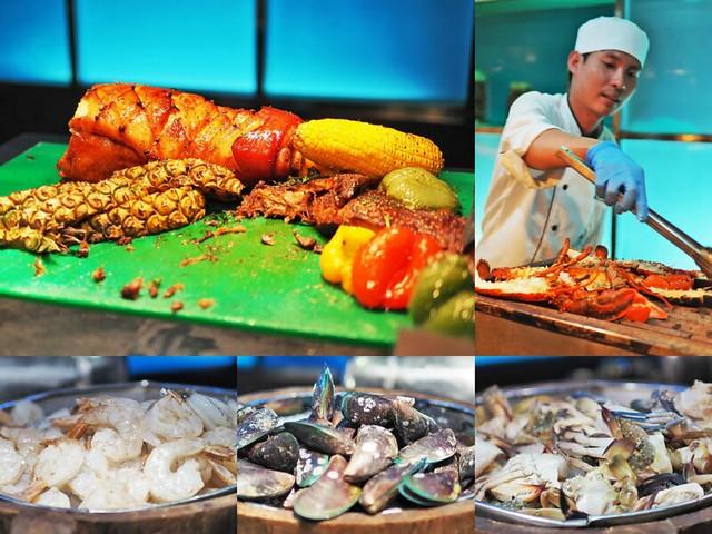 泰國 曼谷 BTS 飯店 The Sukosol Hotel 曼谷 蘇閣索飯店 餐廳18