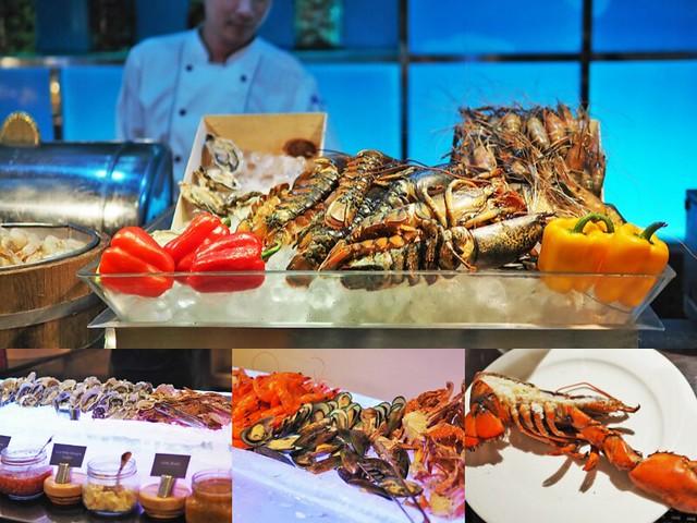 泰國 曼谷 BTS 飯店 The Sukosol Hotel 曼谷 蘇閣索飯店 餐廳16