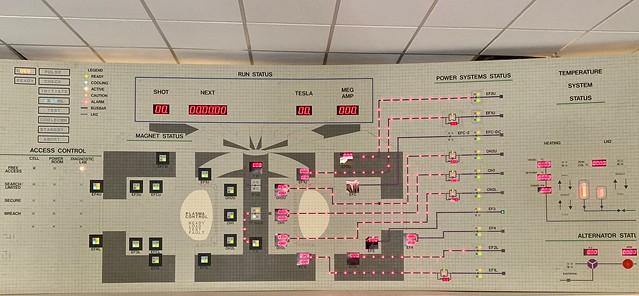 MIT's Alcator C-Mod Tokamak — Control Panel for Nuclear Fusion