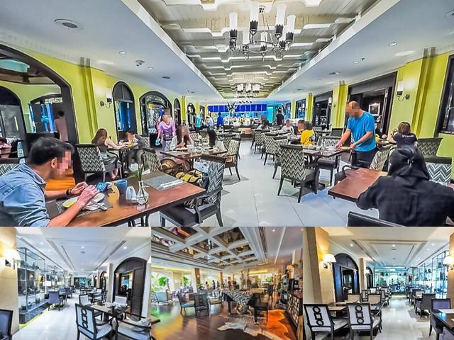 泰國 曼谷 BTS 飯店 The Sukosol Hotel 曼谷 蘇閣索飯店 餐廳26