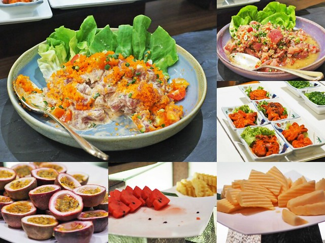 泰國 曼谷 BTS 飯店 The Sukosol Hotel 曼谷 蘇閣索飯店 餐廳14