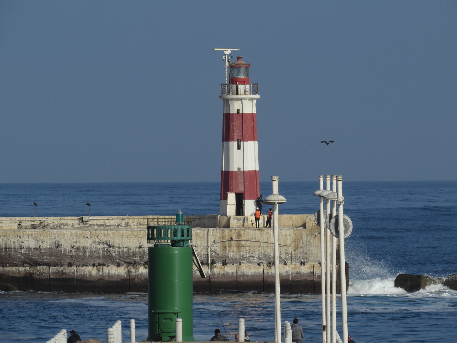 Lighthouse at Antofagasta