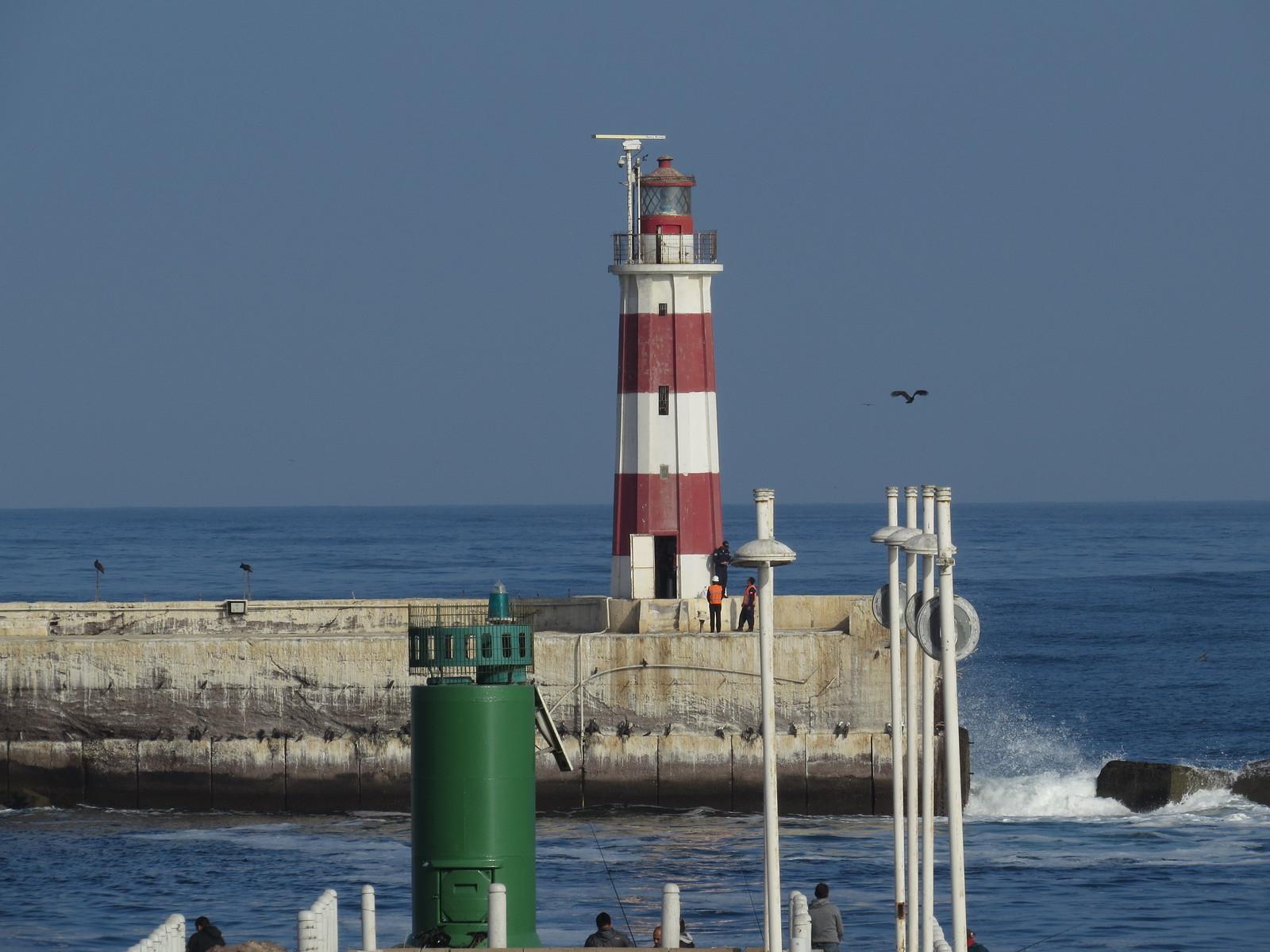 Lighthouse at Antofagasta