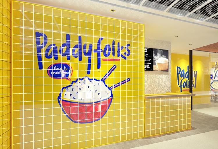 Paddyfolks at Funan Mall