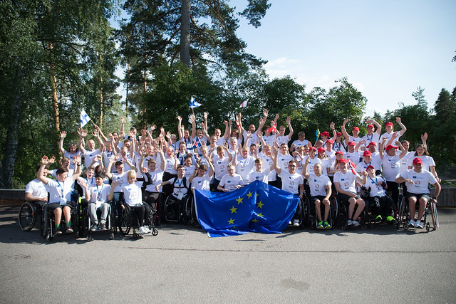 European Para Youth Games 2019