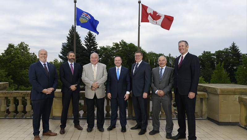 Western Premiers meet in Edmonton