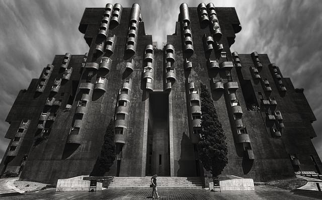 El edificio Walden 7