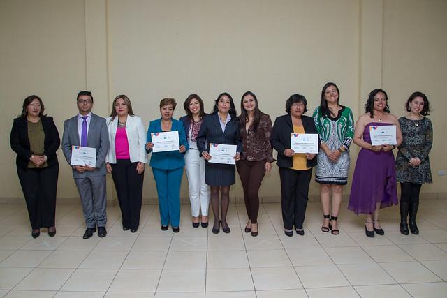 Certificación a docentes del convenio específico de cooperación entre el MinEduc, CISCO Y EDUTEC
