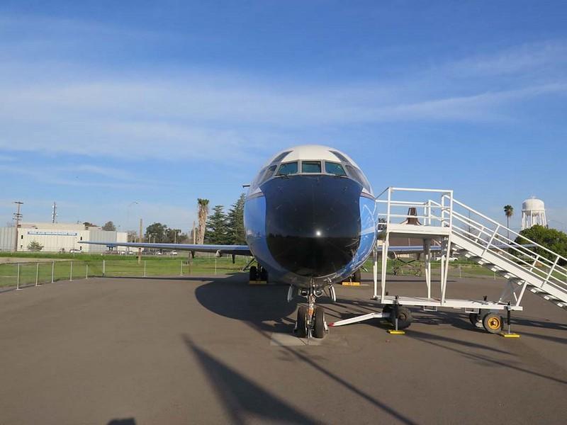 麦克道格拉斯VC-9C1