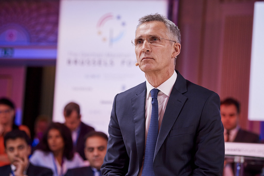Brussels Forum 2019: NATO Engages: A Conversation with the NATO Secretary General