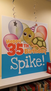 Spike's 35th Birthday Party