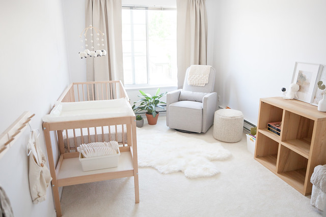 Minimal nursery inspiration