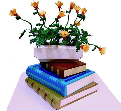 Plants on Books