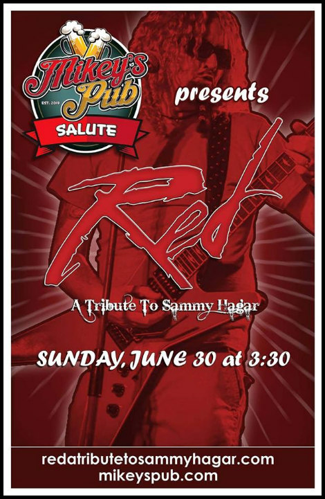 Red Tribute at Mikey's 6-30-19