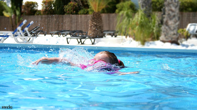 camping L´Orangeraie piscina