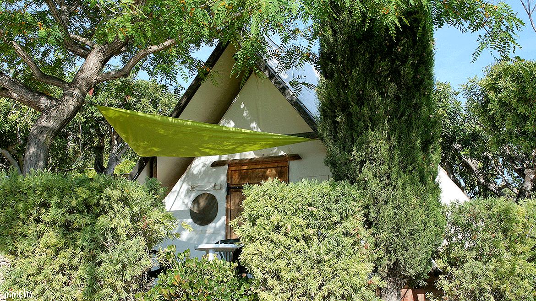 bungalow camìng L´Orangeraie Cálig Peñíscola