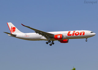 F-WWYJ Airbus A330 Neo Lion Air