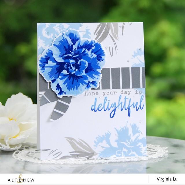 Altenew-BAF Camellia Japonica-Virginia#1