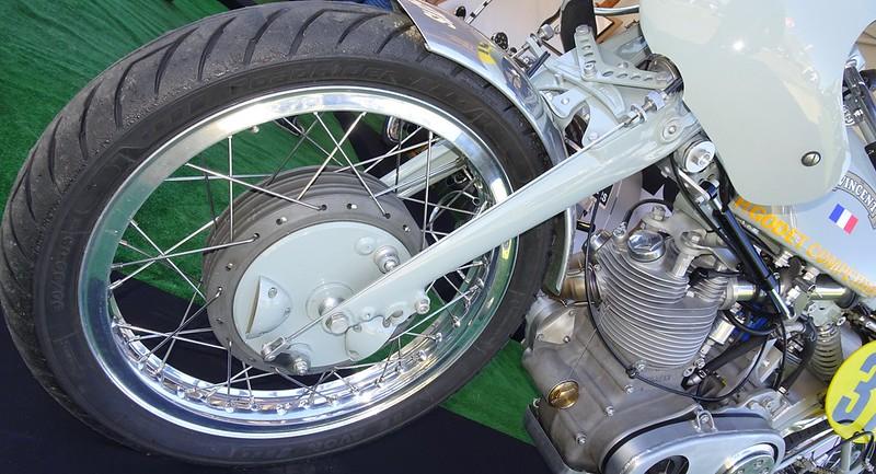 Vincent Godet mono 500 Grey Flash 80 Chx Café Racer  48139503872_4c9d7974b4_c