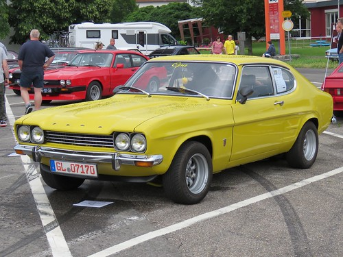 50 years of Ford Capri, Speyer Germany | by ian531531