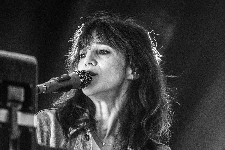 Charlotte Gainsbourg @ Rock Werchter 2019 (© Joren Van Utterbeeck)