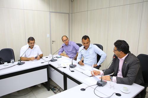 19ª Reunião – Ordinária -  Comissão de Desenvolvimento Econômico, Transporte e Sistema Viário